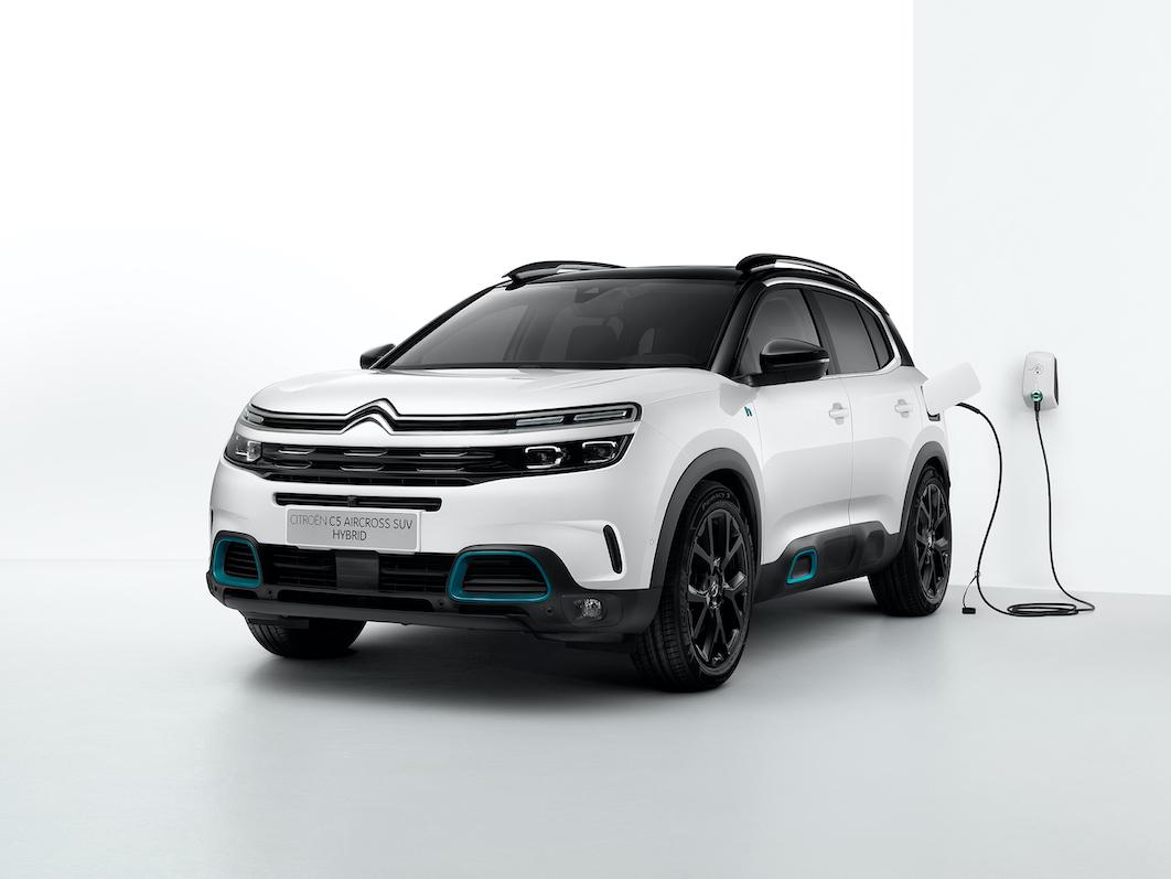 Citroën C5 Aircross  hybride et rechargeable…
