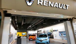 Renault et le groupe Sofibrie ouvrent le premier Renault City!