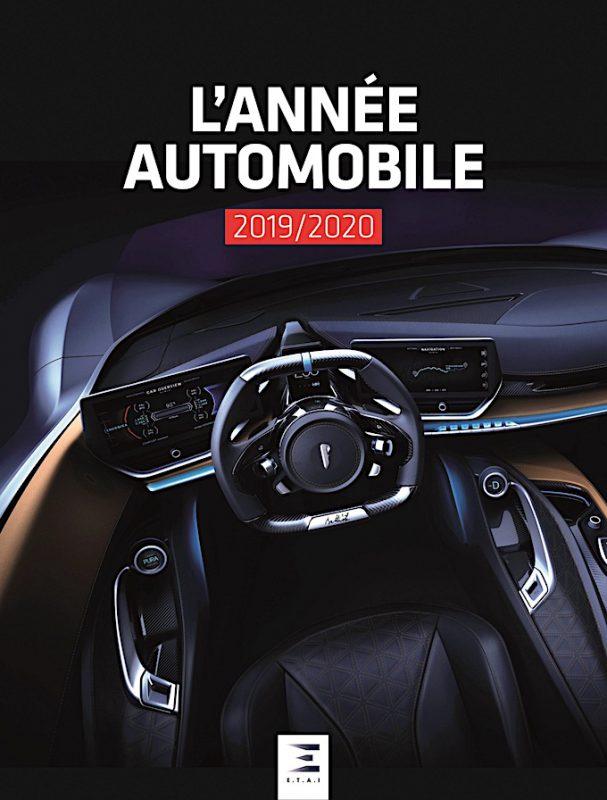 L'Année Automobile 2019-2020, sortie le 11 décembre 2019