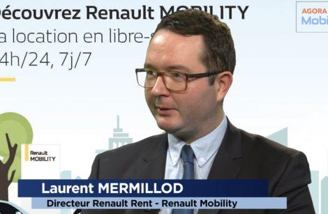 Laurent Mermillod, Renault Rent & Renault Mobility