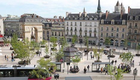 Dijon et Angers, les premières Smart-citées françaises!