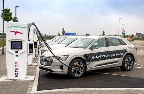 Audi e-tron: le SUV électrique au rappel…