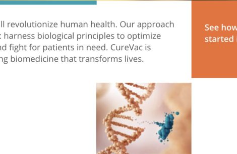 Covid-19, la commission européenne débloque des fonds pour les labos innovants…