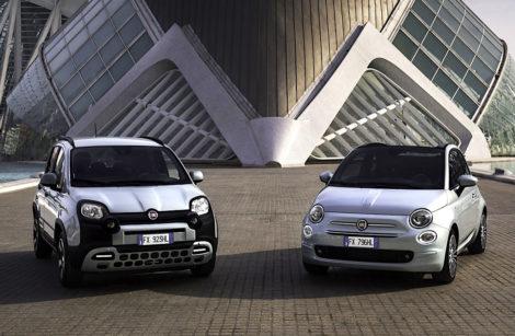 Fiat 500 hybride et Panda CityCross hybride: l'hybride à bon marché!
