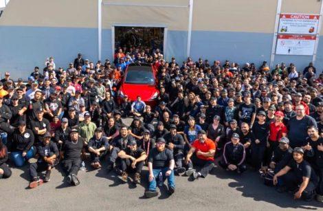 Un million de voitures produit par Tesla depuis 2003…