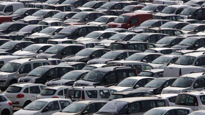 France : 39 Millions de véhicules en circulation !