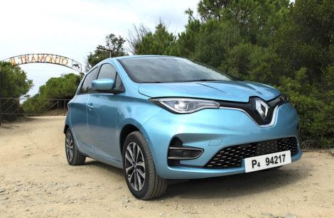 Renault Zoe business: l'autonomie comme maître mot!