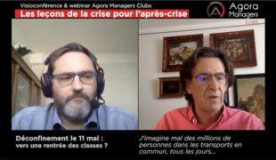Covid-19: Luc FERRY, les leçons de la crise pour l'après-crise!
