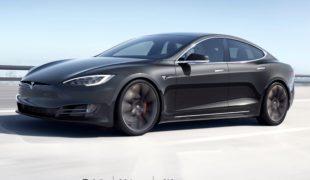 Tesla: la Model S 2020, toujours plus fort…