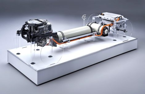 i Hydrogen Next, le proto co-développé par BMW et Toyota