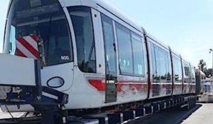Le 100e tramway Citadis d'Alstom est livré à Lyon