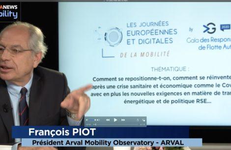 Journées Européennes et Digitales de la Mobilité – 2020 – LLD post Covid-19 – Épisode IX