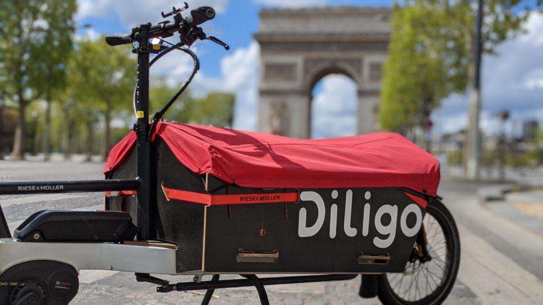 Diligo, la livraison du dernier kilomètre en… vélos-cargos !