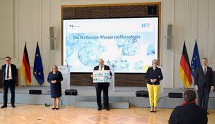 L'Allemagne veut devenir le champion de l'hydrogène vert!