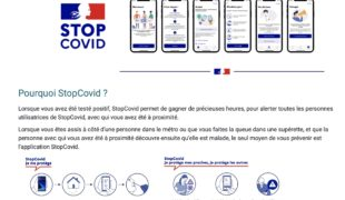 L'appli StopCovid est en ligne!