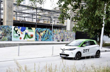 Renault déploie Zity, dans son fief de Boulogne!