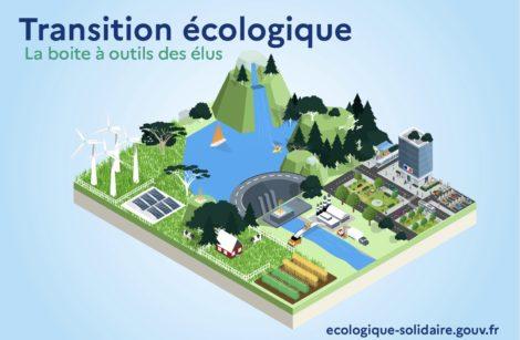 Transition écologique, une toolbox pour collectivités, mais qui ne fait pas le bruit…