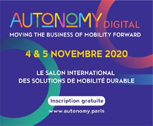 AUTONOMY Digital 2020