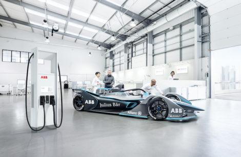 ABB: Formule 1 électrique, nouvelle usine et collaboration avec Hitachi…