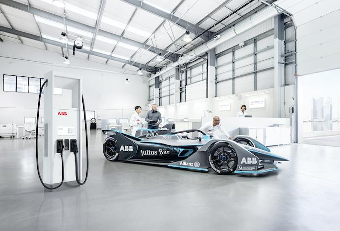 ABB : Formule 1 électrique, nouvelle usine et collaboration avec Hitachi…
