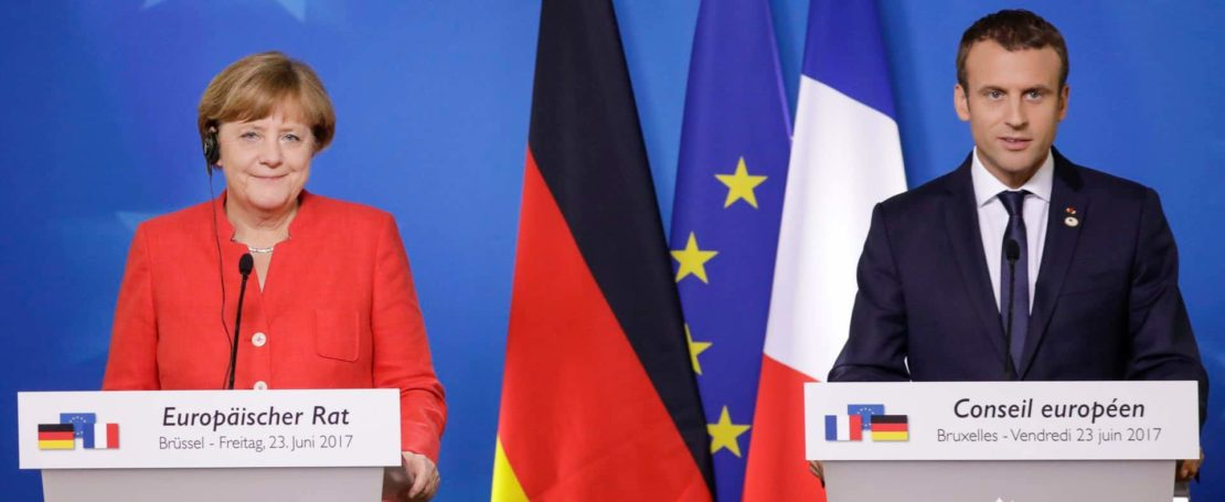 Secteurs clefs, le moteur franco-allemand redémarre !