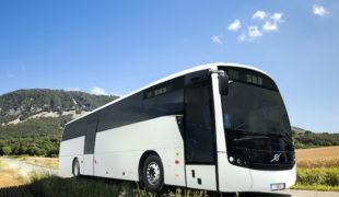Volvo, des bus à l'huile de colza, 100 % français!