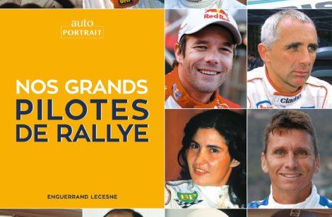 Les pilotes de Rallye des années 30 à nos jours!