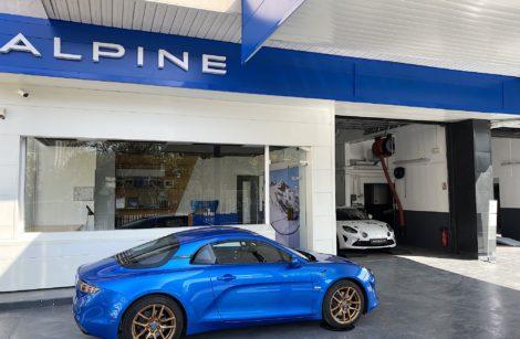 """Premier """" Alpine Service """", ouvert à Boulogne-Billancourt!"""