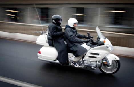 Uber, en auto et en… moto!