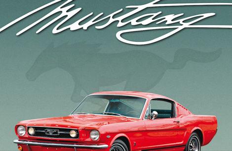 Tout sur la, les Ford Mustang!