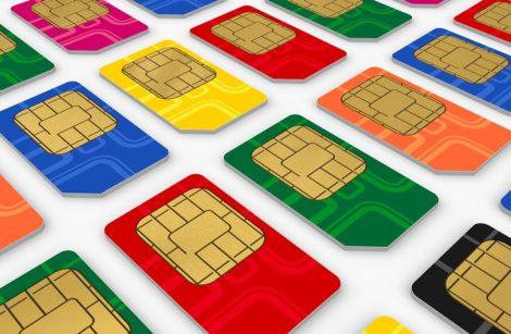 Cartes SIM, les abonnement repartent à la hausse!