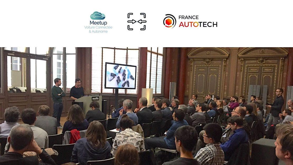 France AutoTech intègre le MeetUp Voiture Connectée & Autonome !