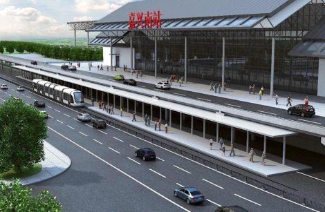 Nouveau contrat de tramway pour Kéolis en Chine…