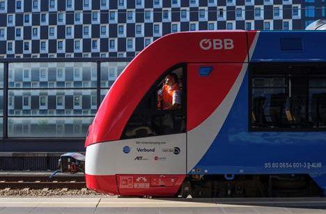 Coradia, le train à hydrogène d'Alstom en Autriche et en Italie… Mais toujours pas en France!