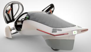 Aptera: voiture électrique solaire et 1 600 km d'autonomie!