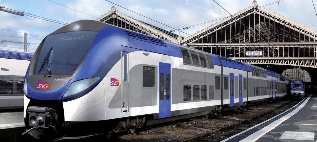 Les Hauts-de-France commandent 33 rames REGIO2N XL à Bombardier