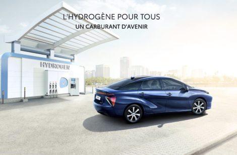 Toyota mise sur l'électrique et craque pour l'hydrogène…