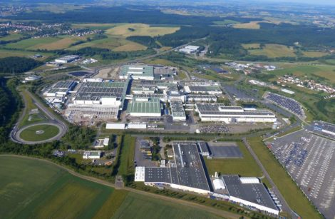 Pour Ineos, l'usine Mercedes c'est de l'or Hambach!