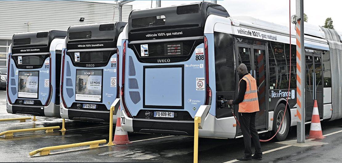 IDF Mobilités : 440 millions d'euros pour commander plus d'un millier de bus, dits propres !