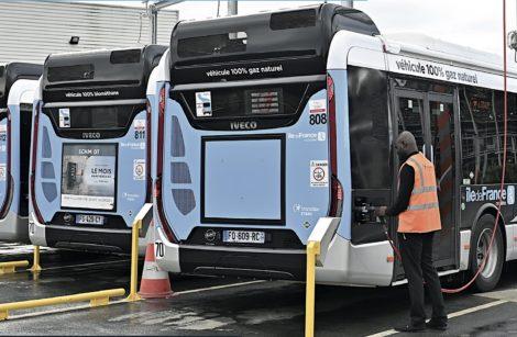 IDF Mobilités: 440 millions d'euros pour commander plus d'un millier de bus, dits propres!