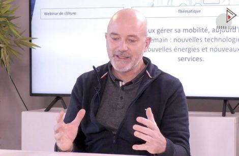 Agora Live Mobilité – 2021 – Épisode VI: La mobilité d'aujourd'hui et de demain: sur terre, dans les airs et sur mer… avec Raphaël Dinelli!