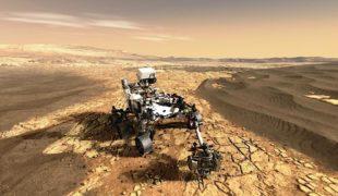 Airbus et NASA, la mobilité jusque sur Mars!