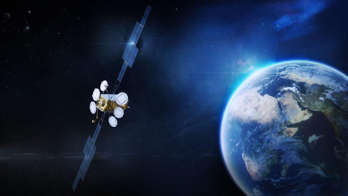 Des satellites Airbus pour Eutelsat !