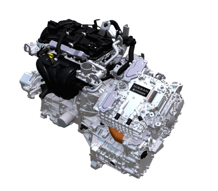 Nissan E-Power ou l'électrique sans contrainte !