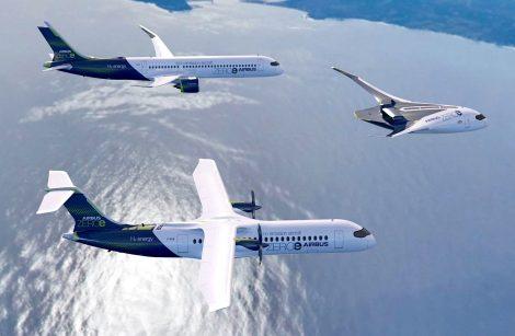 Airbus s'attaque au problème de la température des réservoirs d'hydrogène!
