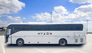 Des autocars Hyzon à hydrogène gazeux pour l'Australie…
