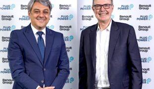 Renault Group investit dans l'hydrogène (Hyvia) avec Plug Power!