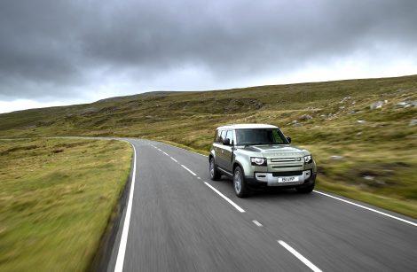 Jaguar Land Rover développe un prototype de Defender roulant avec une pile à combustible alimentée à l'hydrogène!