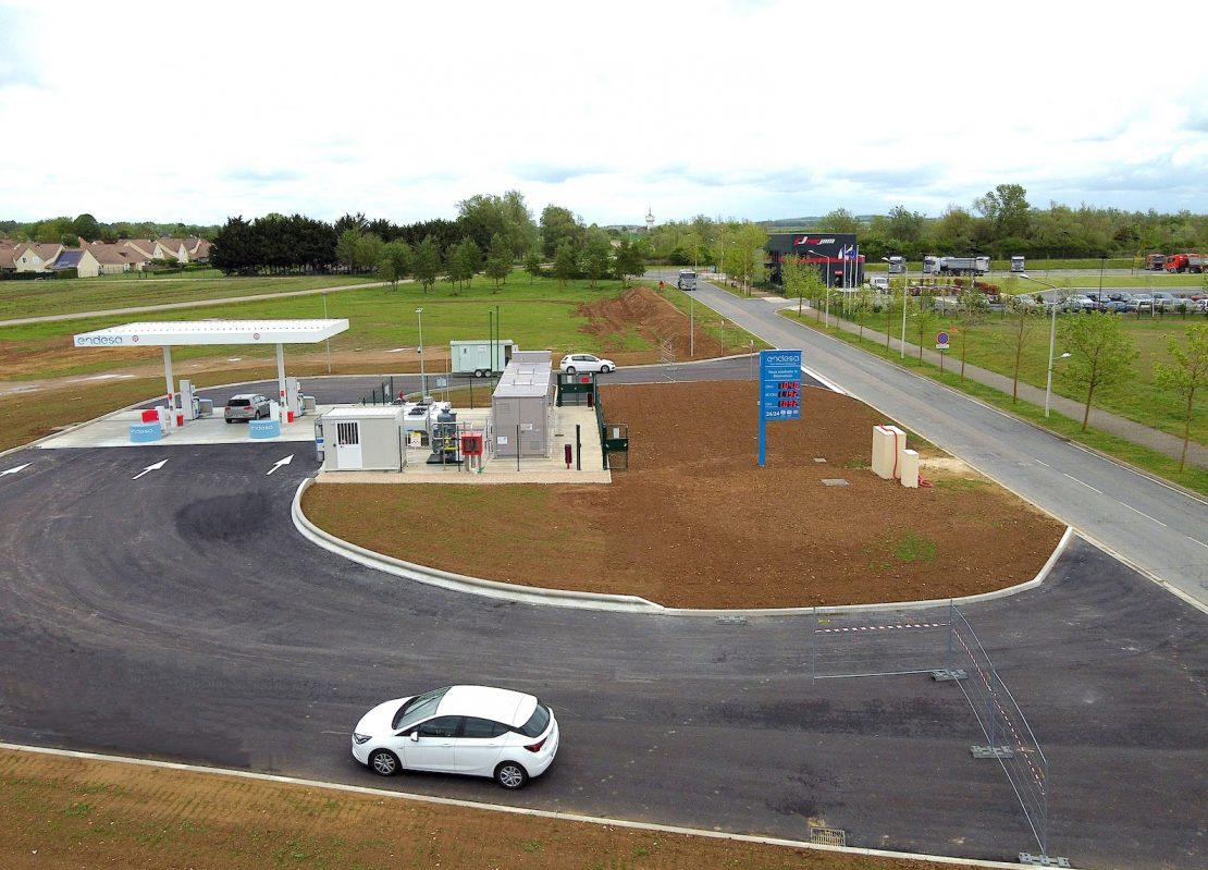Deux nouvelles stations en Pays de la Loire pour rouler avec du BioGNV produit localement…