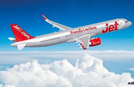 Des A321neo supplémentaires commandés par Jet2!